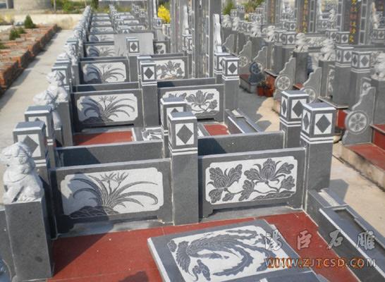 公墓类石雕
